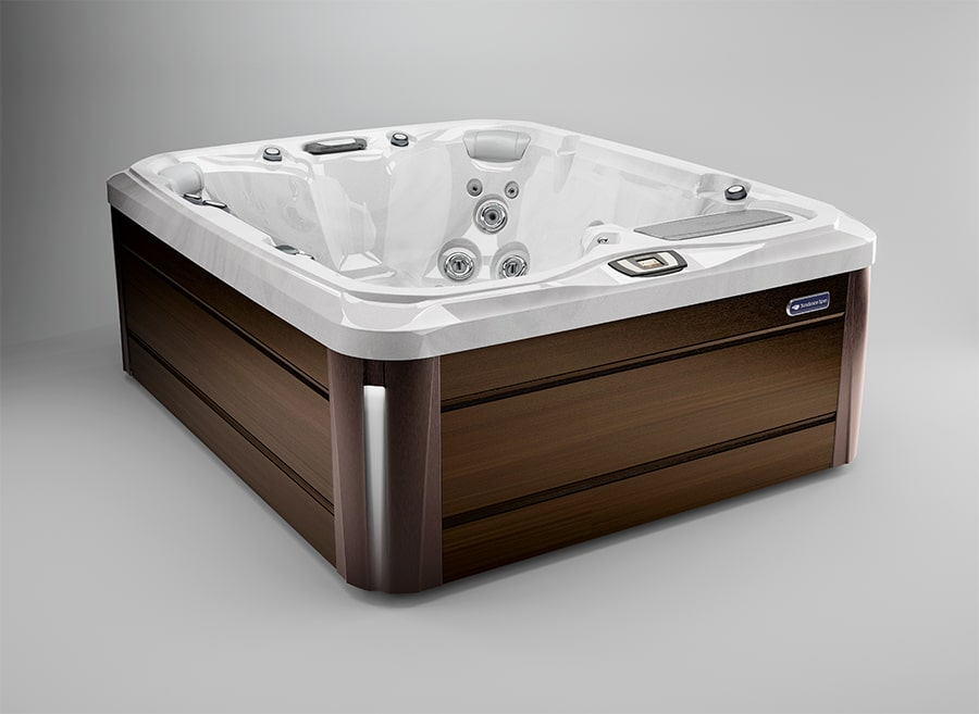 Cambria™ hot tub in Netherlands