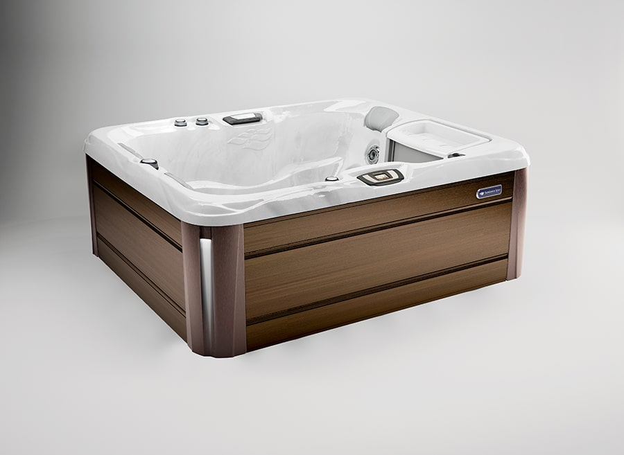 Capri® hot tub in