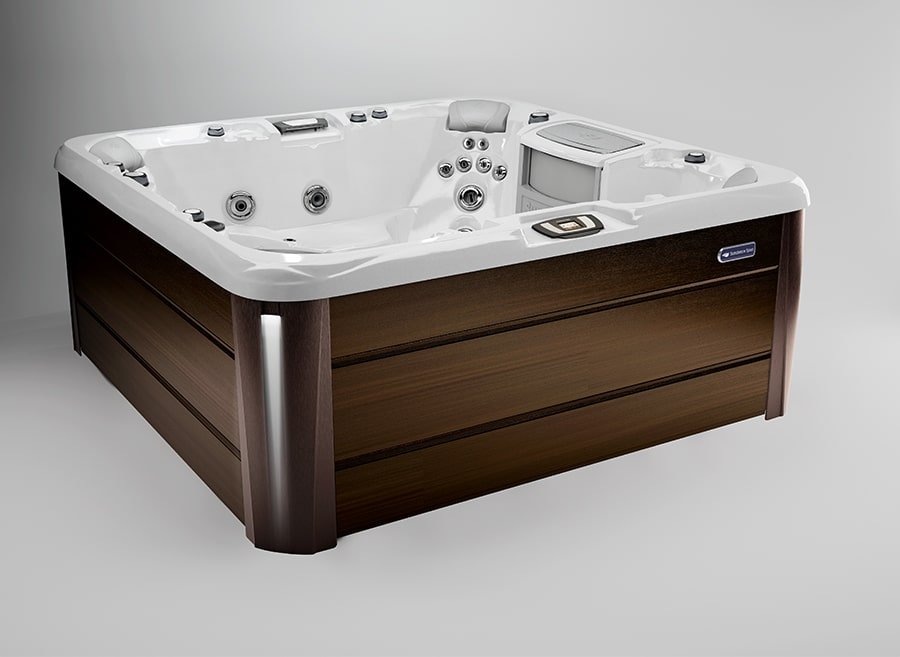 Optima® hot tub in